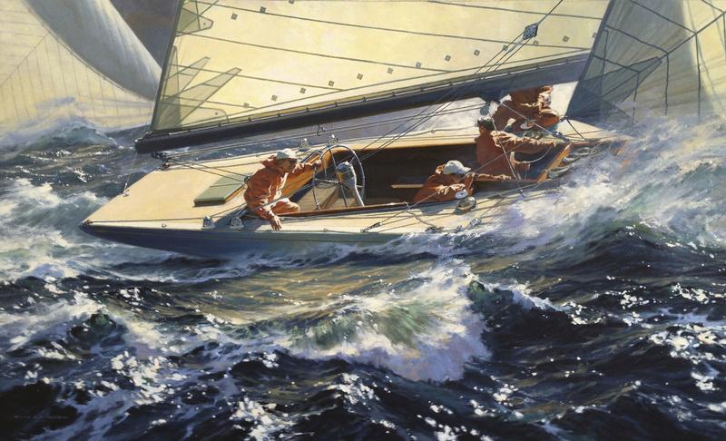 LES FONDS D'ECRANS - Page 2 Yacht-51