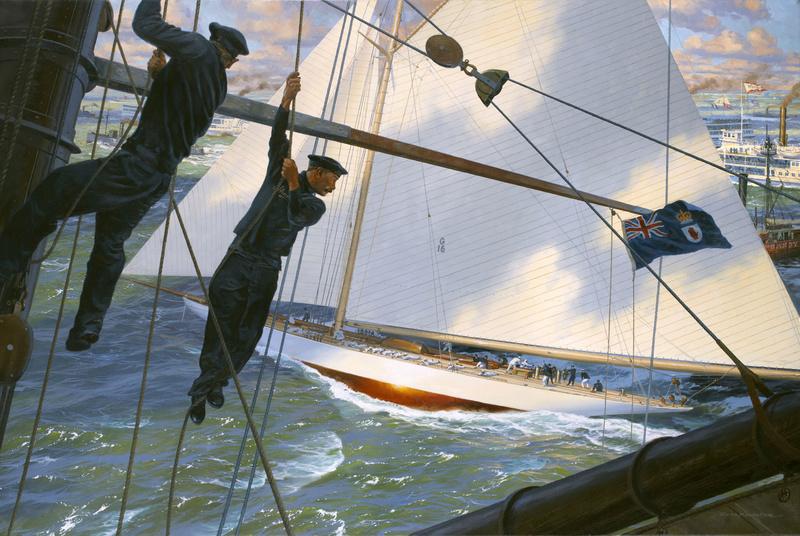 LES FONDS D'ECRANS - Page 2 Yacht-52
