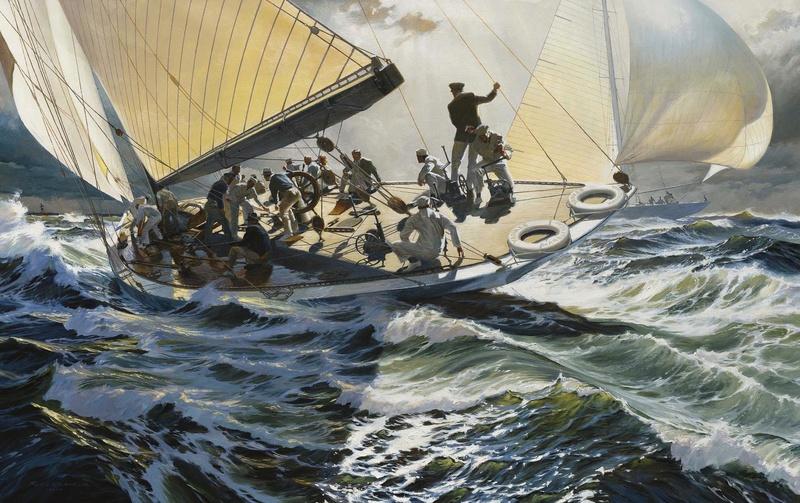 LES FONDS D'ECRANS - Page 2 Yacht-53