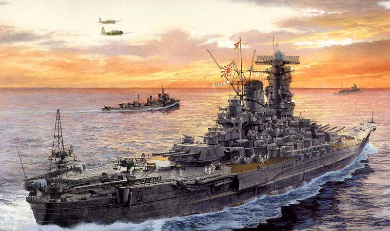 LES FONDS D'ECRANS - Page 2 Yamato11