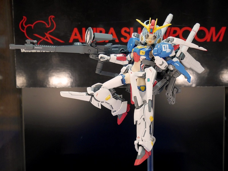 Gundam Fix Figuration AGP (Armor Girls Project) 12024710