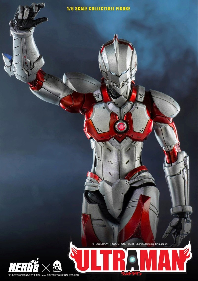 Ultraman Suit 1/6 (3A (ThreeA) Toys/threezero) 13161811