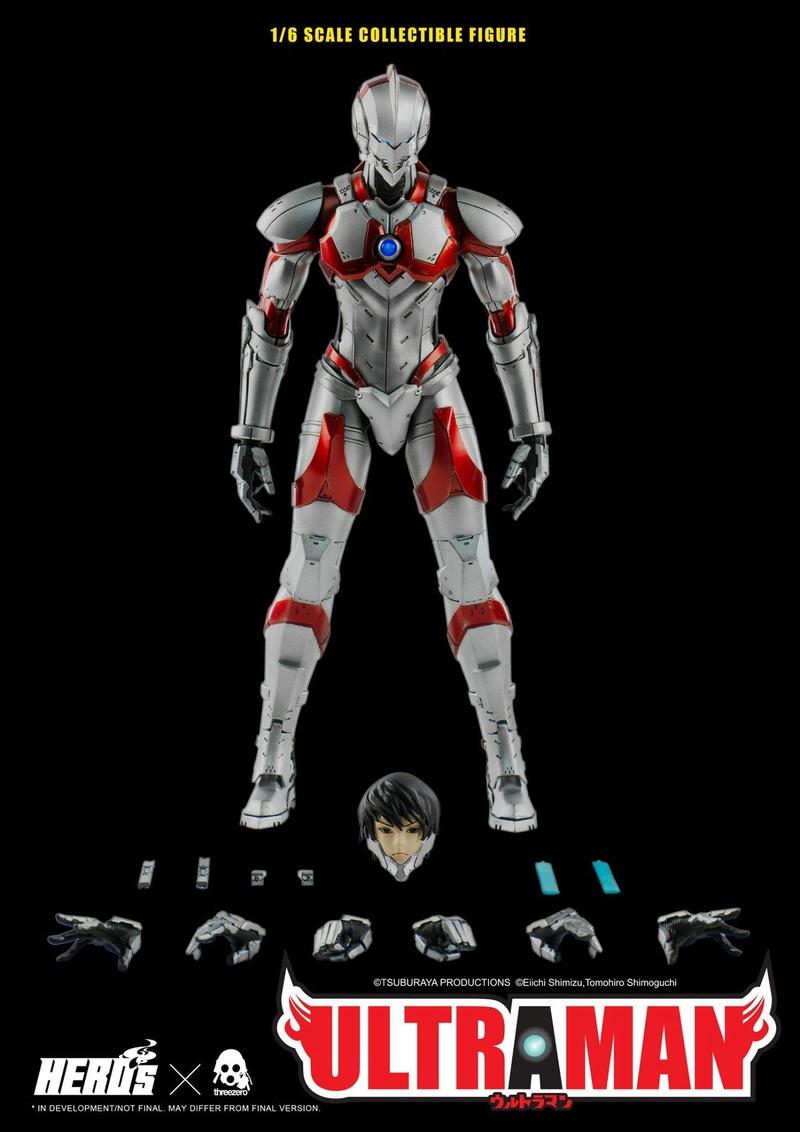 Ultraman Suit 1/6 (3A (ThreeA) Toys/threezero) 13161812