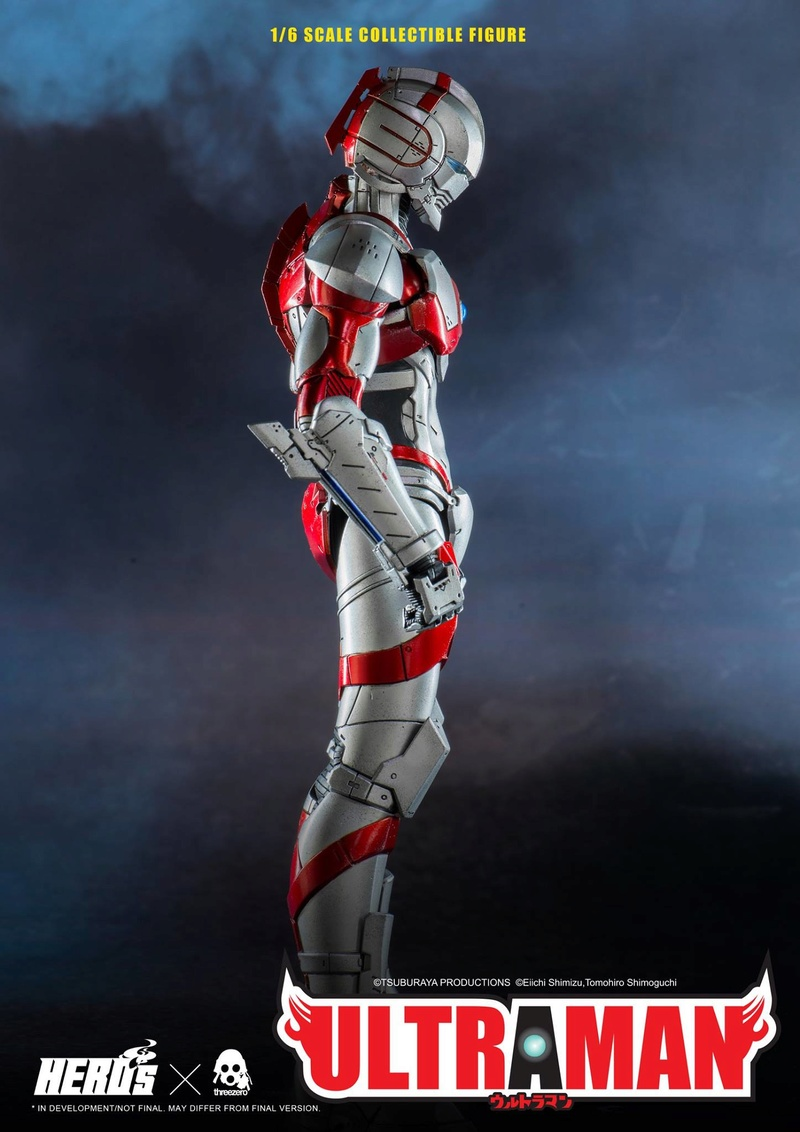 Ultraman Suit 1/6 (3A (ThreeA) Toys/threezero) 13161814