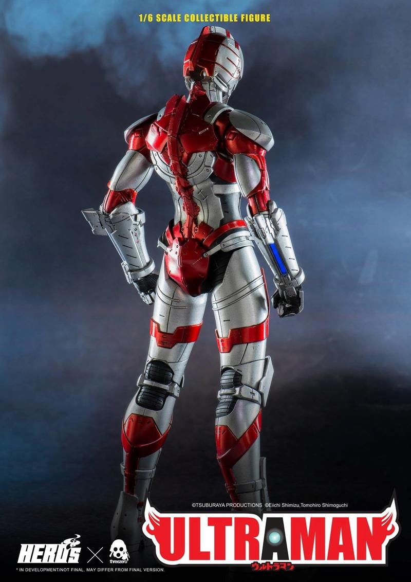 Ultraman Suit 1/6 (3A (ThreeA) Toys/threezero) 13161815