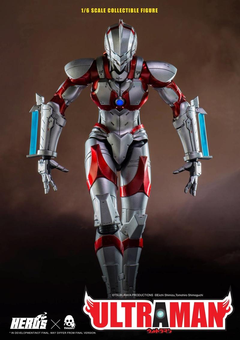 Ultraman Suit 1/6 (3A (ThreeA) Toys/threezero) 13161816