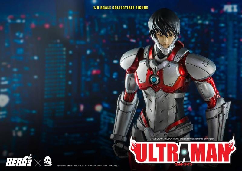 Ultraman Suit 1/6 (3A (ThreeA) Toys/threezero) 13161910