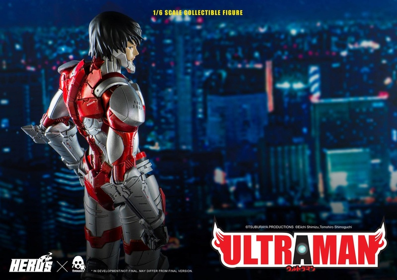 Ultraman Suit 1/6 (3A (ThreeA) Toys/threezero) 13161911