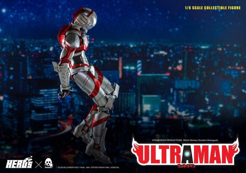 Ultraman Suit 1/6 (3A (ThreeA) Toys/threezero) 13161912