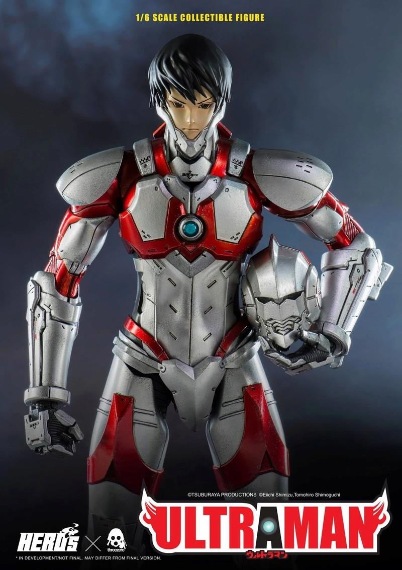 Ultraman Suit 1/6 (3A (ThreeA) Toys/threezero) 13161913