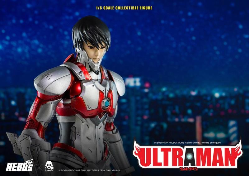 Ultraman Suit 1/6 (3A (ThreeA) Toys/threezero) 13161914