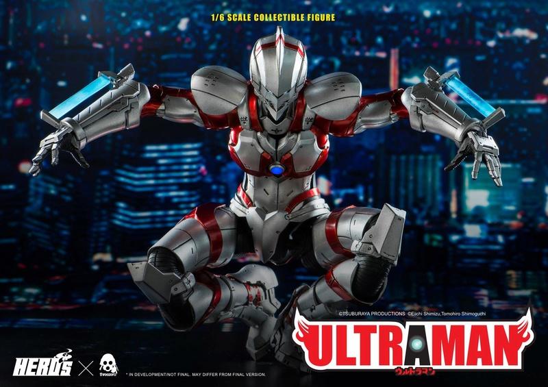 Ultraman Suit 1/6 (3A (ThreeA) Toys/threezero) 13161915