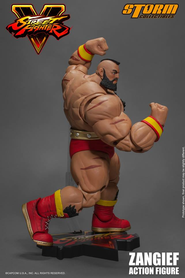 Street Fighter V 1/12ème (Storm Collectibles) 16232613