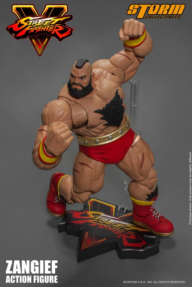 Street Fighter V 1/12ème (Storm Collectibles) 16232614