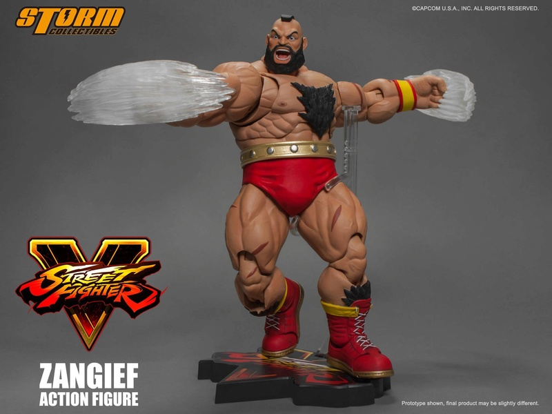 Street Fighter V 1/12ème (Storm Collectibles) 16232616