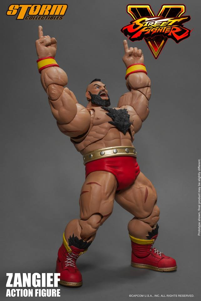 Street Fighter V 1/12ème (Storm Collectibles) 16232710