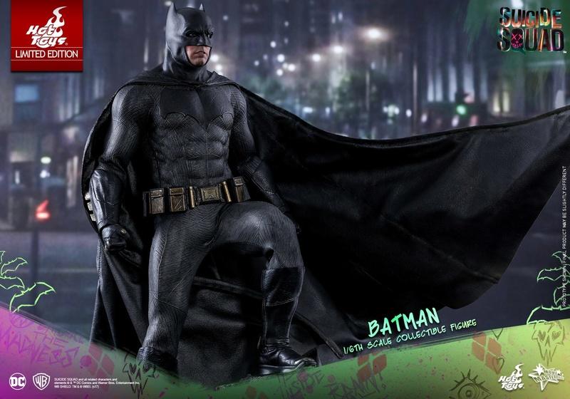 Batman 1/6 Suicide Squad version (Hot Toys) 16487110