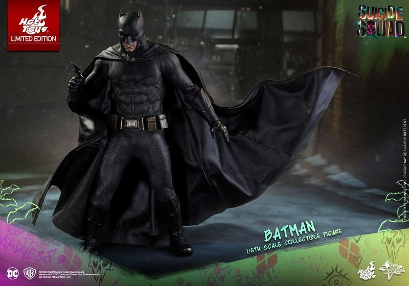Batman 1/6 Suicide Squad version (Hot Toys) 16601711