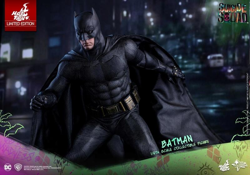 Batman 1/6 Suicide Squad version (Hot Toys) 16601810