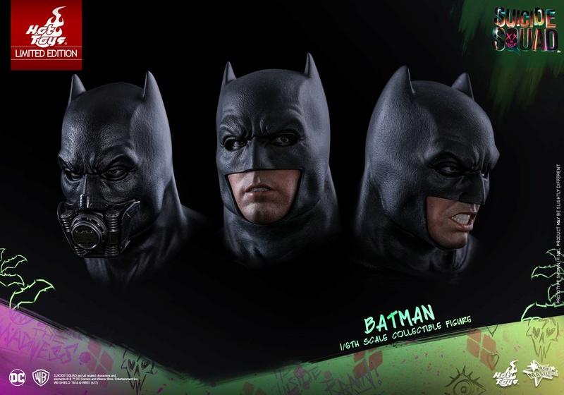 Batman 1/6 Suicide Squad version (Hot Toys) 16602010