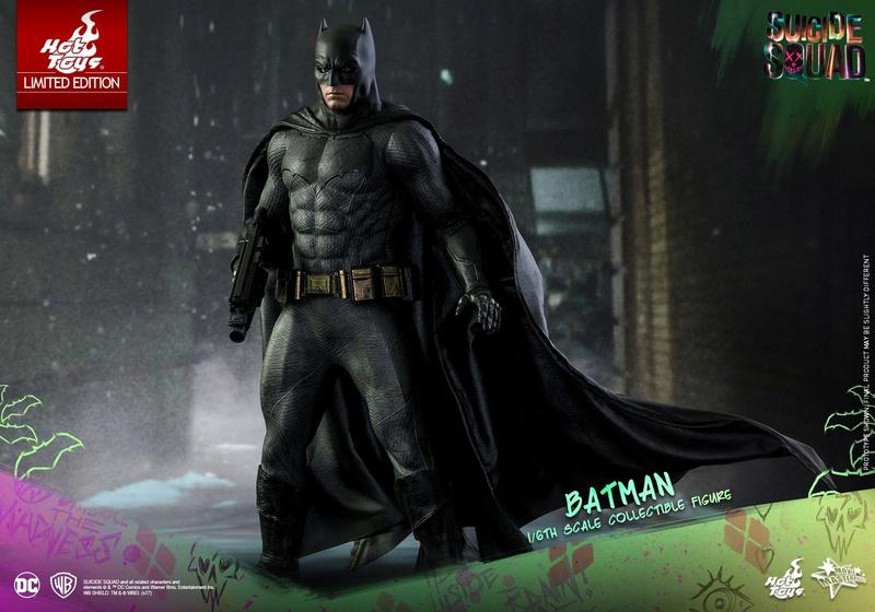Batman 1/6 Suicide Squad version (Hot Toys) 16664910