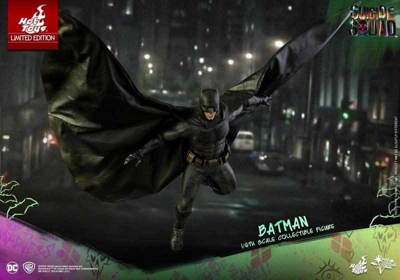 Batman 1/6 Suicide Squad version (Hot Toys) 16665210