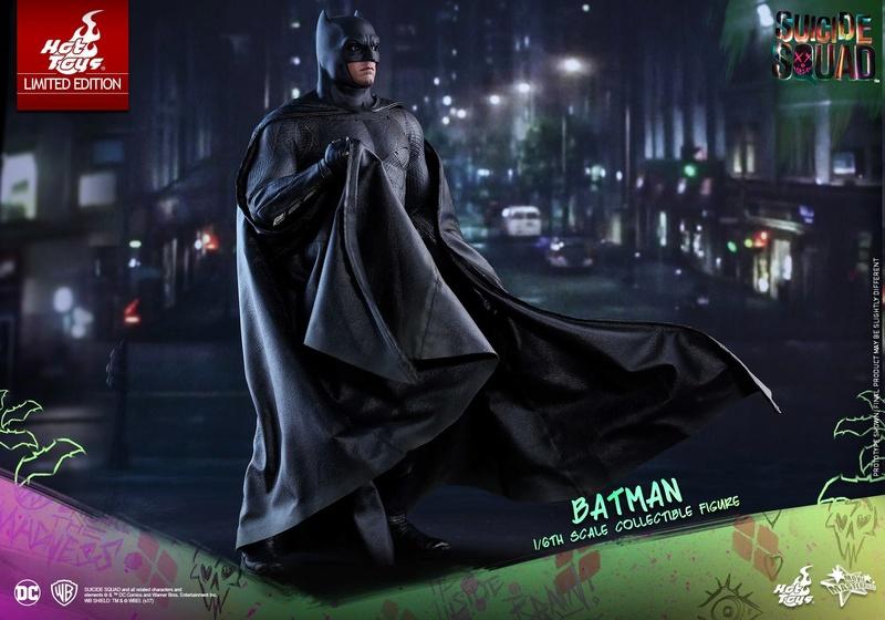 Batman 1/6 Suicide Squad version (Hot Toys) 16707510