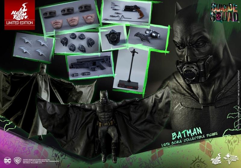 Batman 1/6 Suicide Squad version (Hot Toys) 16722810