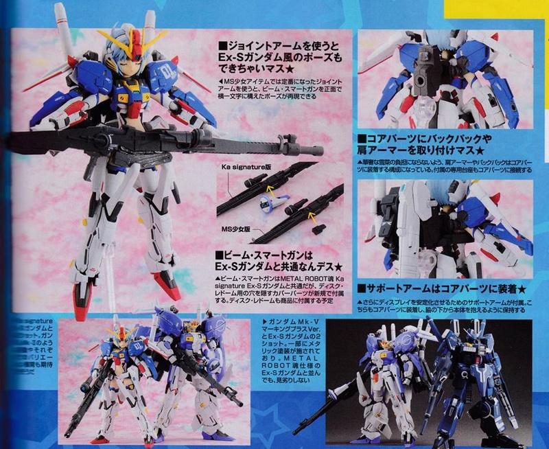 Gundam Fix Figuration AGP (Armor Girls Project) 21514911