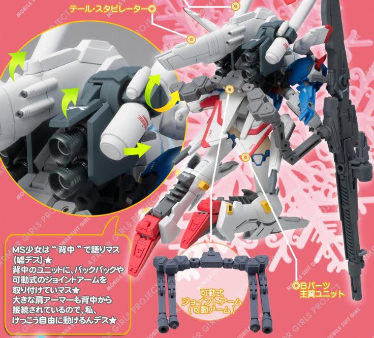 Gundam Fix Figuration AGP (Armor Girls Project) V410