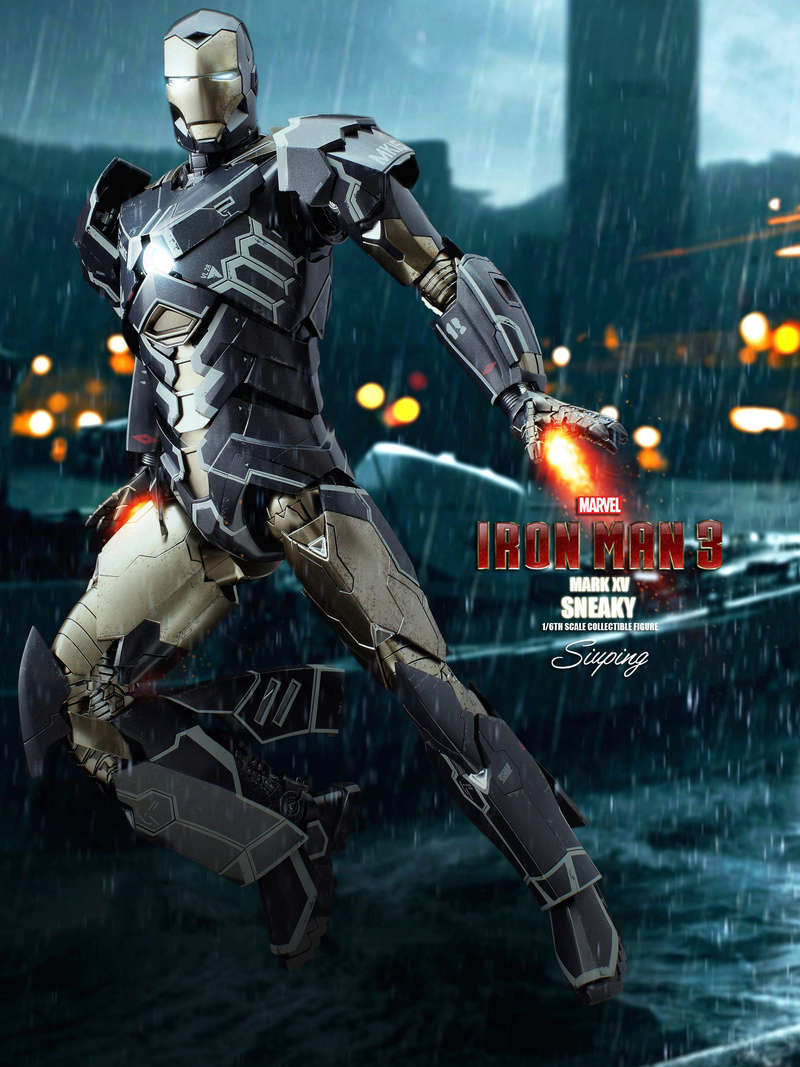 Iron Man 3 (Hot Toys) X1114