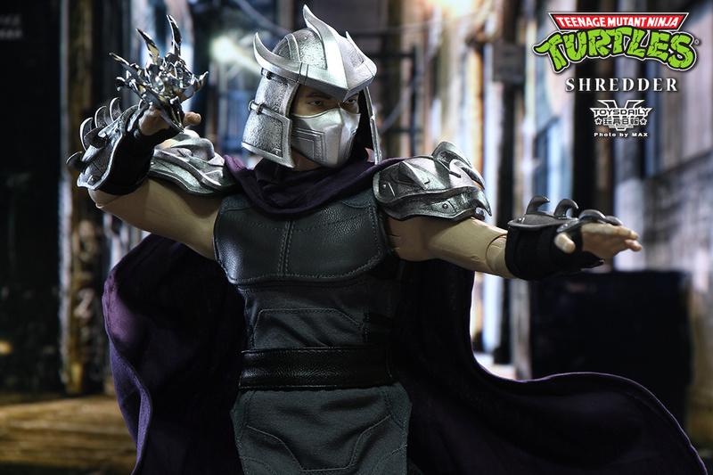 Teenage Mutant Ninja Turtles 1/6 - Tortues Ninja (DreamEX) X1120