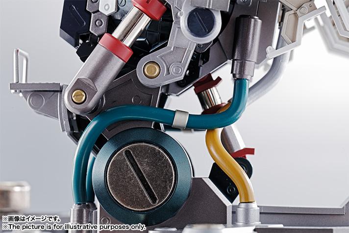 Nu Gundam Bust Display (Formania EX / Bandai) X1130