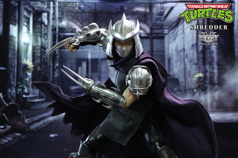 Teenage Mutant Ninja Turtles 1/6 - Tortues Ninja (DreamEX) X121