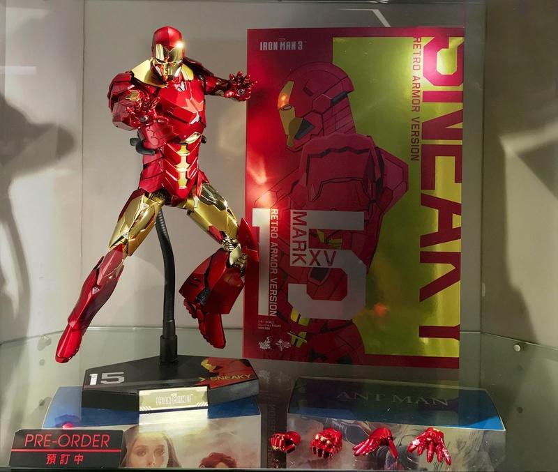 Iron Man 3 (Hot Toys) X140