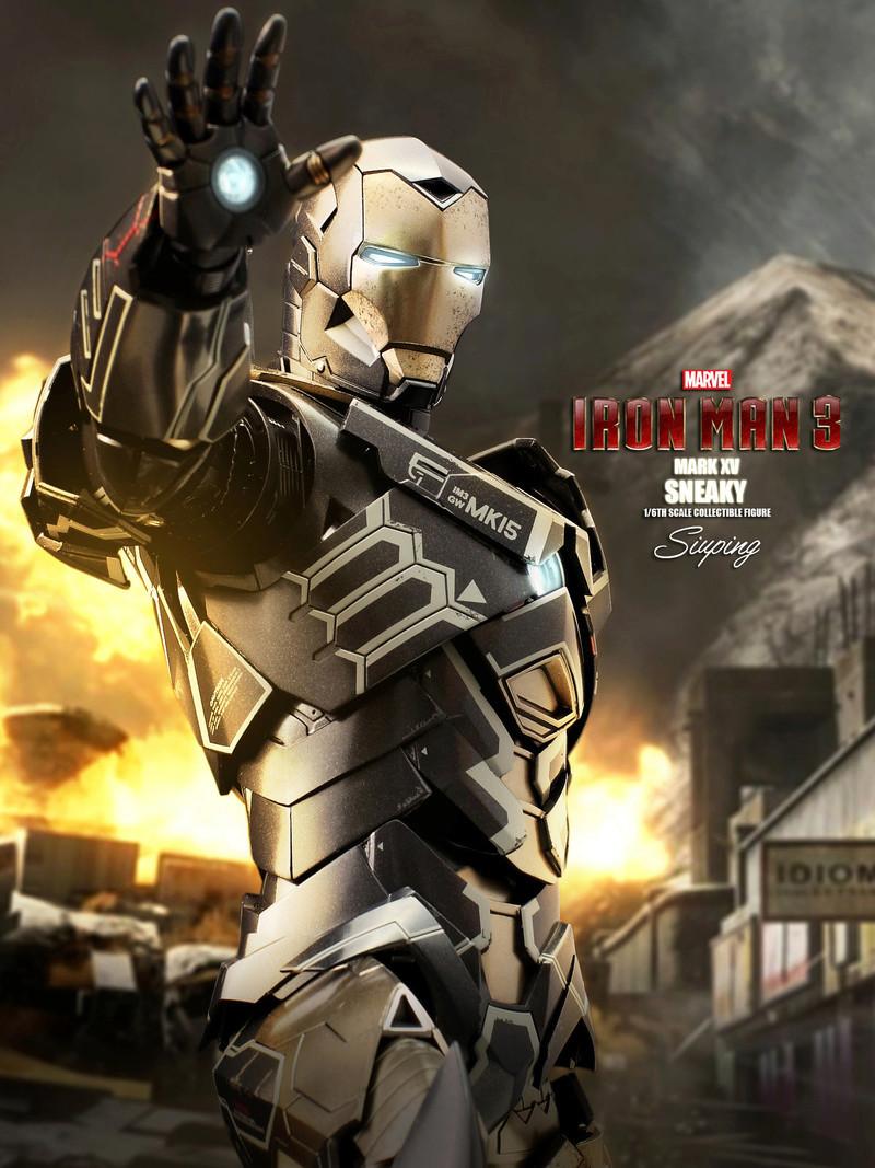 Iron Man 3 (Hot Toys) X1514