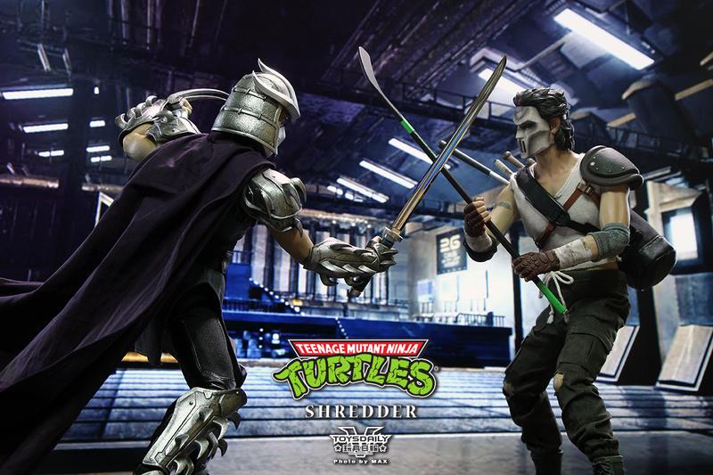 Teenage Mutant Ninja Turtles 1/6 - Tortues Ninja (DreamEX) X1617