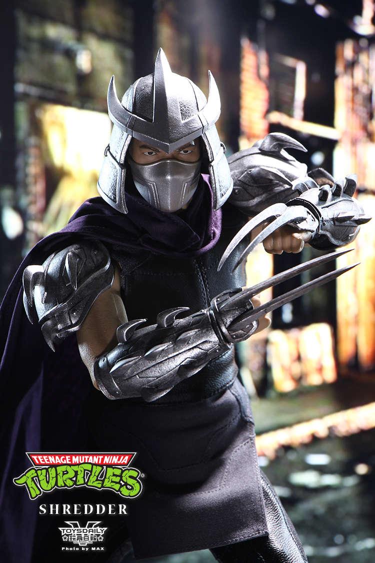 Teenage Mutant Ninja Turtles 1/6 - Tortues Ninja (DreamEX) X1717