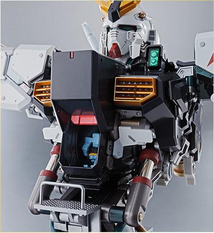 Nu Gundam Bust Display (Formania EX / Bandai) X1724