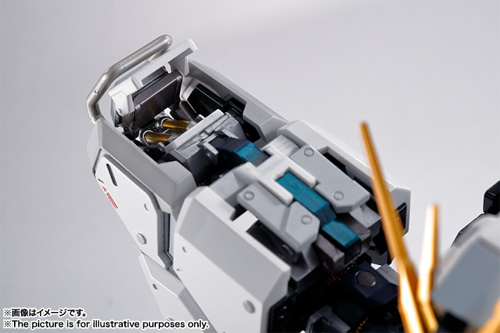 Nu Gundam Bust Display (Formania EX / Bandai) X1825