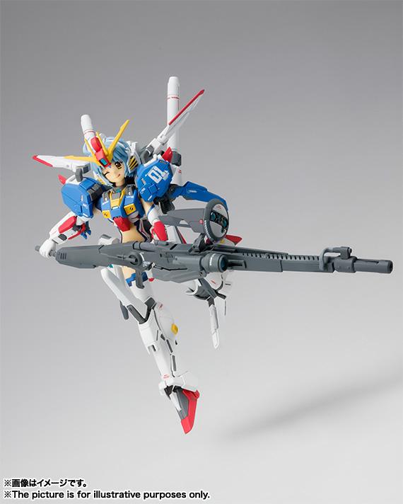 Gundam Fix Figuration AGP (Armor Girls Project) X2041