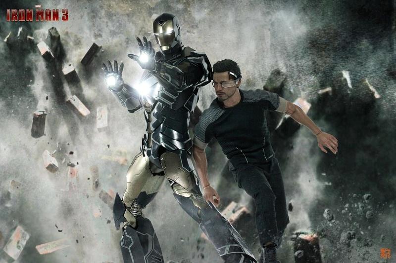 Iron Man 3 (Hot Toys) X2214