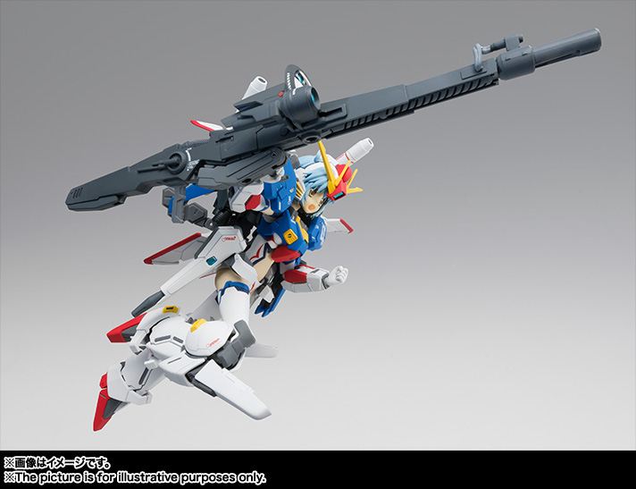 Gundam Fix Figuration AGP (Armor Girls Project) X2435