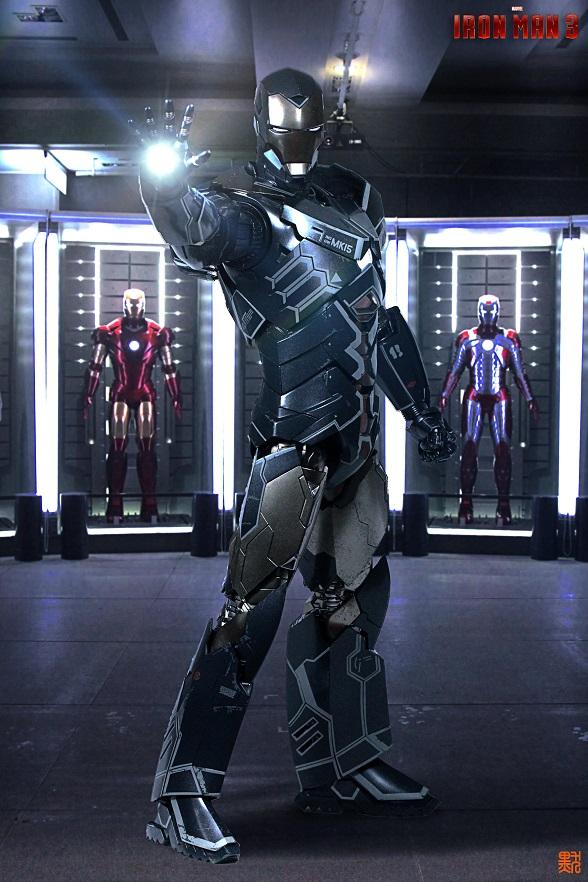Iron Man 3 (Hot Toys) X2513