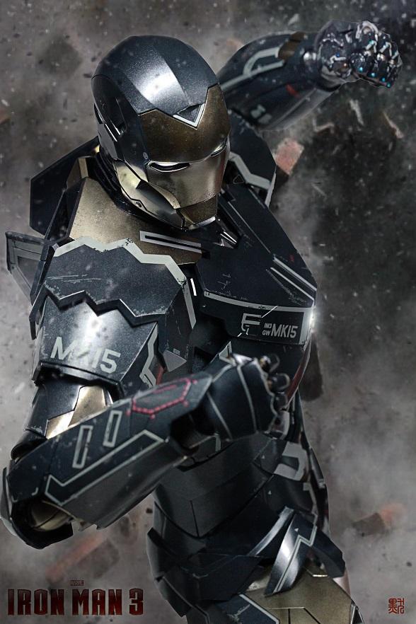 Iron Man 3 (Hot Toys) X2613