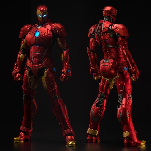 Iron Man (Sentinel-Toys) X2720