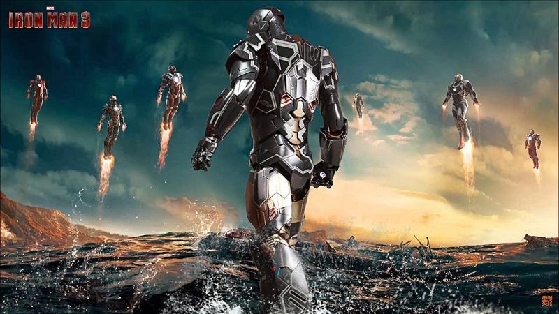 Iron Man 3 (Hot Toys) X2813