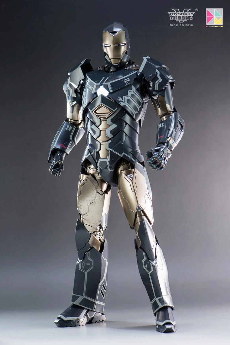 Iron Man 3 (Hot Toys) X2913