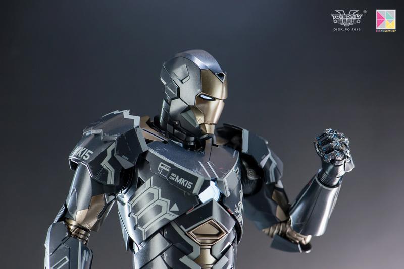 Iron Man 3 (Hot Toys) X3015