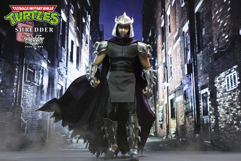Teenage Mutant Ninja Turtles 1/6 - Tortues Ninja (DreamEX) X320